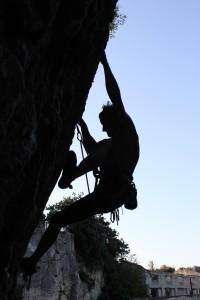 Horvatorszag - sziklamaszas - nyar