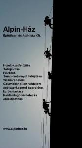 alpintechnika, ipari alpintechnika, alpinista